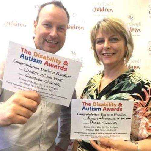 Staff nominated for disability & autism awards