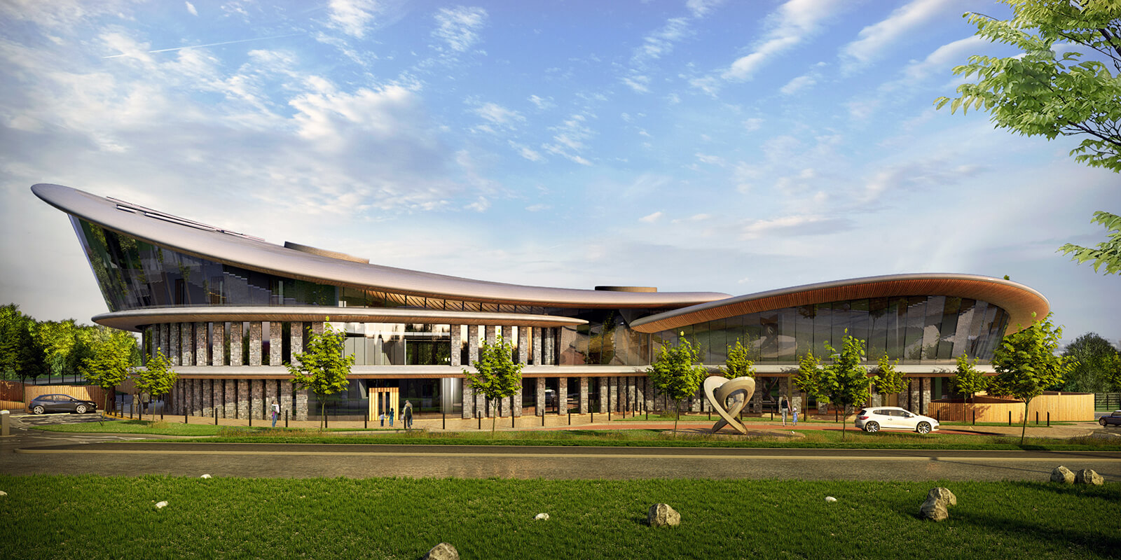The Caudwell International Children's Centre (CICC)